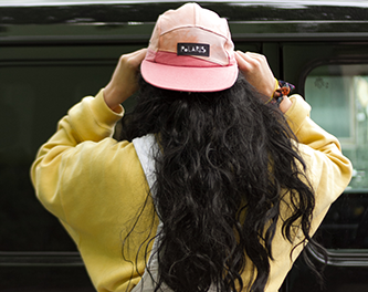 Polaris Hats & Bags